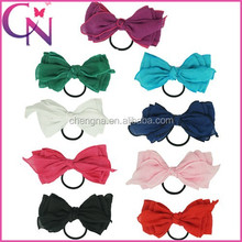 2015 Hairpieces For Women Popular Fabric Pony Holders CNEHB-1505142