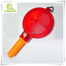 Direct manufacture road construction safety and road block LED warning light