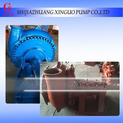 High Efficiency / Wear Resistant / Sand/ Dredge / Gravel Pump