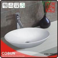 Oval Counter Cloakroom Wash Basin American Standard