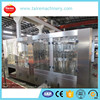 high-end easy to operate automatic washing/filling /capping orange juice filling machine(CE)