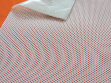 2017 SS Polyester spandex air mesh sandwich material for shoes