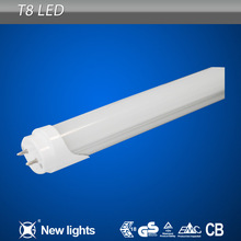 High Brightness G13 Base T8 110lm/w Led Tube