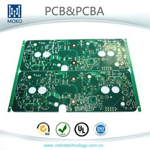 4-Layer Rigid PCB Under Strict QC Standard