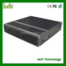 Iwill ZPC-X4 aluminum pc case mini itx