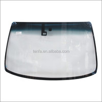 Auto parts for mazda ,car laminated front glass
