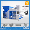 QMY12-15 zenith movable block machine /hydraulic insulated concrete foam block production line