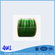 pvc coating 1x7 steel cable for implant