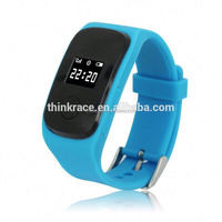 Alibaba wholesale easy use wrist watch gps tracking device for kids