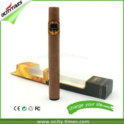 Hot new products for 2015 1800 puffs disposable e-cigar Ocitytimes disposable e-cigar