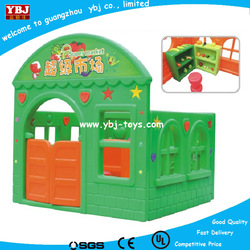 charming design outdoor kids wooden playhouse/wooden china wholesale playhouse/cubby house for preschool kids