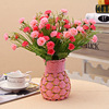 China Six Branches Artificial Carnation flowers