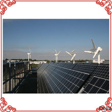 CE approved wind turbine and solar panel hybrid system 1000w with factory price