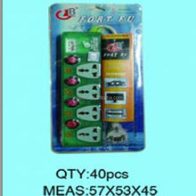 Yiwu Jinmin electrical socket,4 WAYS socket for home use with blister packing