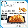 De grado alimenticio de alta calidad de l- valina cas: 72-18-4