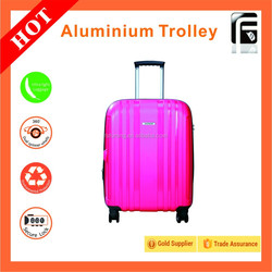 up-to-the-second and appealing abs luggage trendy travel carry-on suit case Promotional ABS Luggage