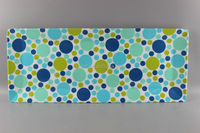 19 inch melamine rectangle plate /tray