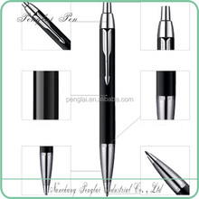2015 advertising pen IM metal parker ballpoint refill