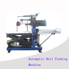 5L paint can round forming machine