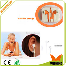 New Brand Micro Earphone Headset With Noise Cancelling Support IOS and Android System