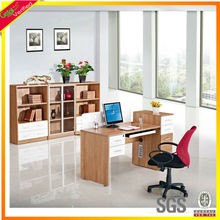 Office table, school table for teachers, cheap computer table with cabinet