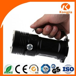 Long Range Handheld Linterna XM-L T6 LED Big Torch Light