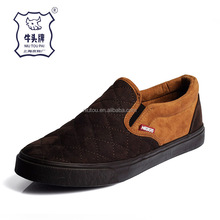 Trade Assurance Protect Flat Soft Casual Men Loafer