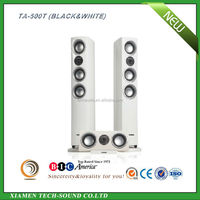 High quality BIC America TA-500CLR 5.1 tower best home speakers high power horn speaker Left & Right