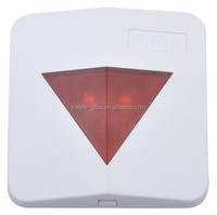 In door Top quality 24V, fire siren with led light flasher