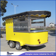 2015 New Arrival!!!JX-CR320 fashionable food truck locator
