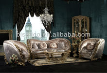 Bisini Luxury Living Room Sofa Furniture, Royal Italian Living Sofa Set, Antique Dubai High Classic Sofa Furniture