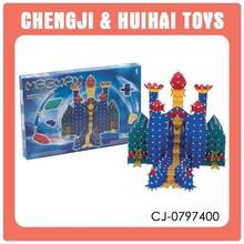 interesting blocks magnetic construction toy