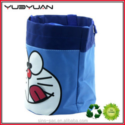 2015 Hot Sale New Style Food Use Polyester Material Insulated Cooler Lunch Bag