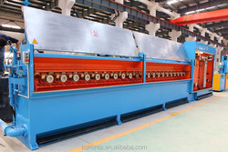 ( 8 wires )High speed multiwire copper drawing machine( machine factory )
