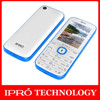IPRO Feature Phone 2.4 inch Chinese Mobile Phones Dual SIM Keyboard Telefon Celular GSM Low Price Wholesale Mobile Phone I324F