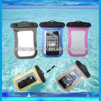 Waterproof mobile phone case for iphone 4 accessory