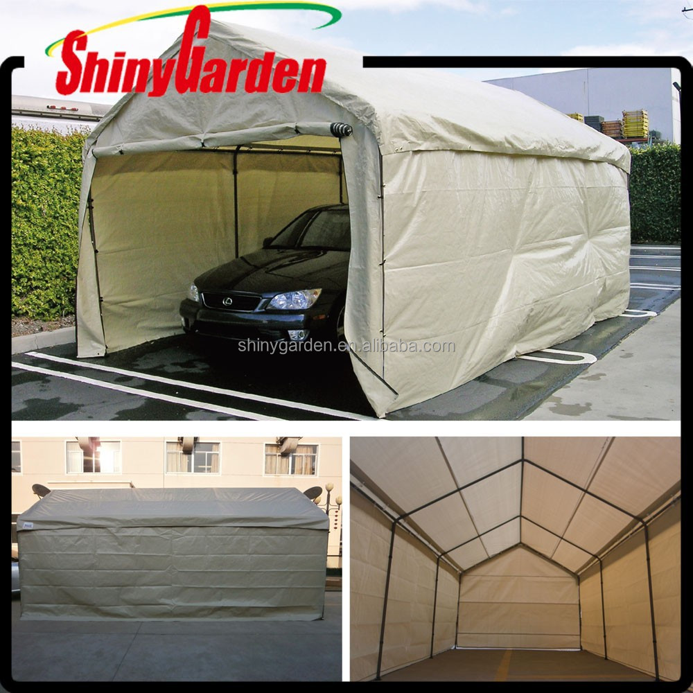 Wholesale Costco galvanized waterpoof car carport