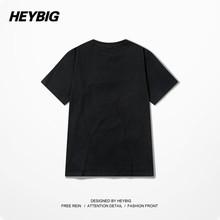 Nelly bulk high quality custom printed men black white t-shirt for wholesale