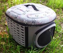 2015 Hot-selling Foldable EVA Pet Carrier