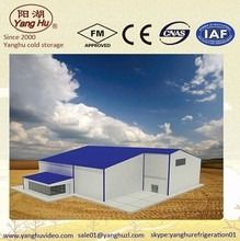 building poultry houses