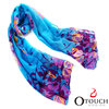 2014 fashion voile scarf sex anime one piece