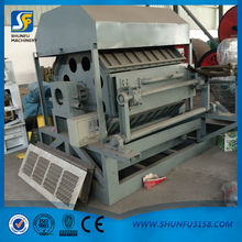 Low cost 3000-6000pcs/h fully automatic paper pulp egg carton tray making machine