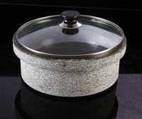stone sauce pot kitchen pot