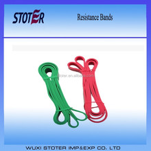 Different Strength Resistance Bands , Resistance bands in colors , Latex Heavy Duty Resistance Bands