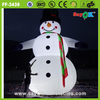 large inflatable christmas decorations inflatable snowman