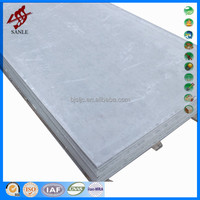calcium silicate cement board for light weight steel structure