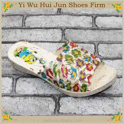 Children Slipper From Manufacture Wholesale Children Nude Art Slippers