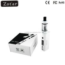 Elettronica cigaretee kit, e- liquido sigaretta