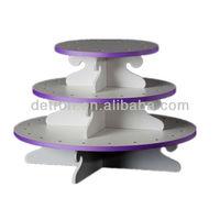 Small Pushpop Cupcake Display Tower
