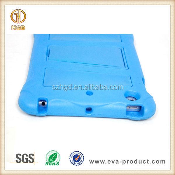 Marca Nova caixa De Plástico Rígido para iPad Mini, caso e tampa para o iPad Mini 2